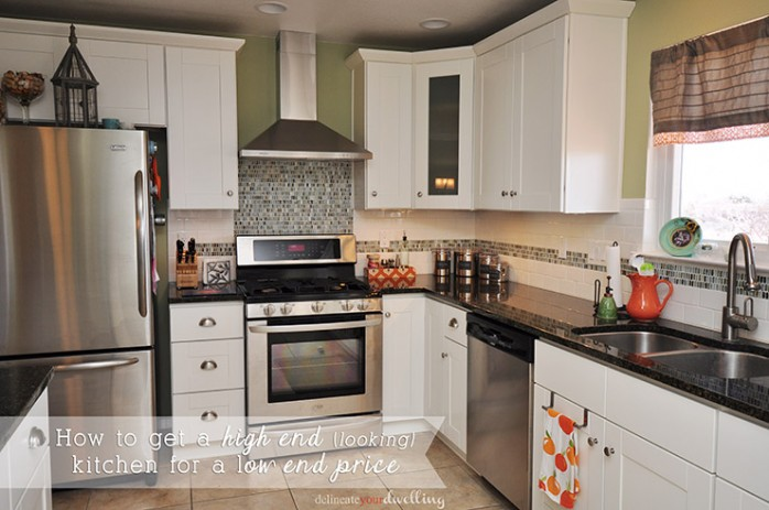 Kitchen Updates from Delineate Your Dwelling