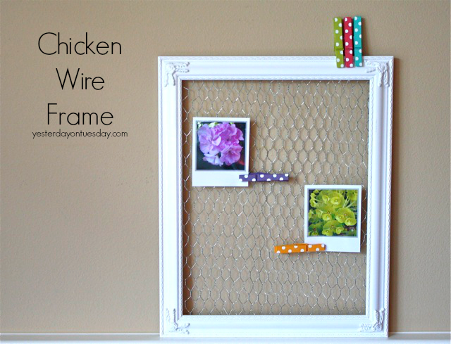Chicken-Wire-Frame