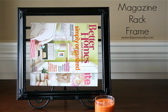 Magazine-Rack-Frame