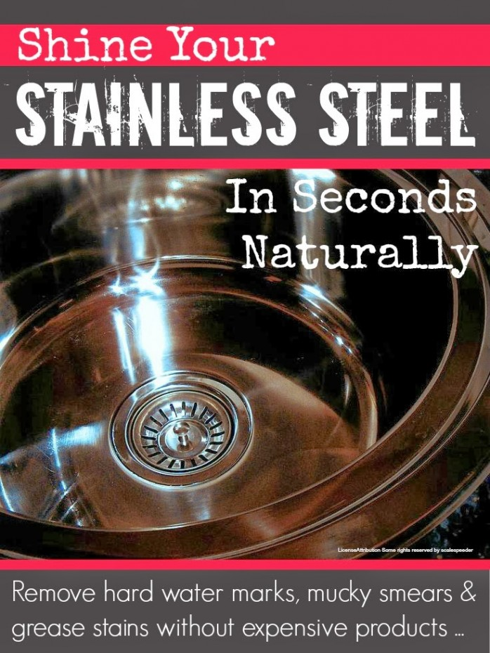 Make Stainless Steel Shine