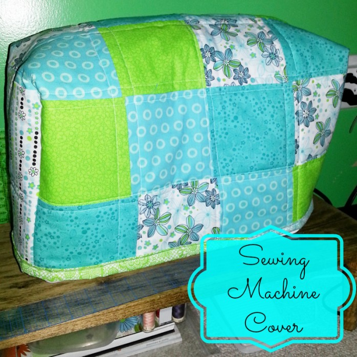 Sewing Machine Cover by Pluckys Second Thought