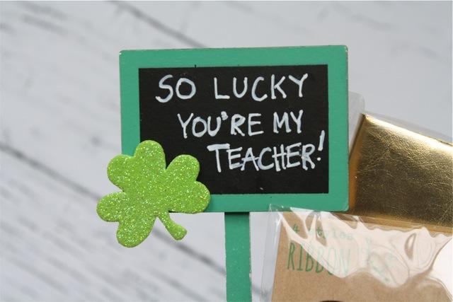 St. Pat's Teacher Gift
