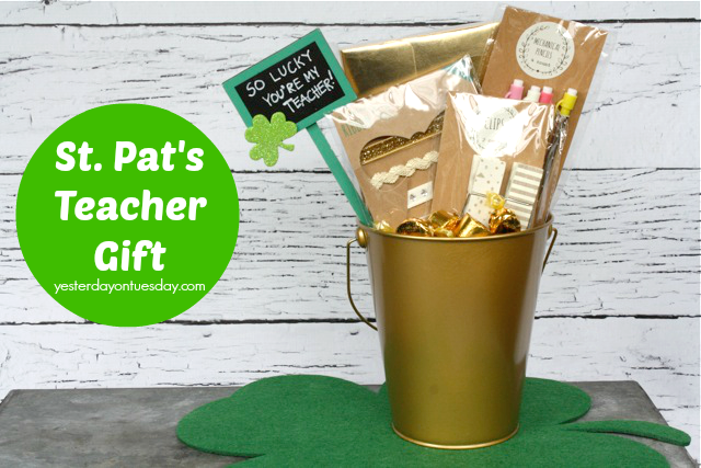St. Pat's Golden Teacher Gift
