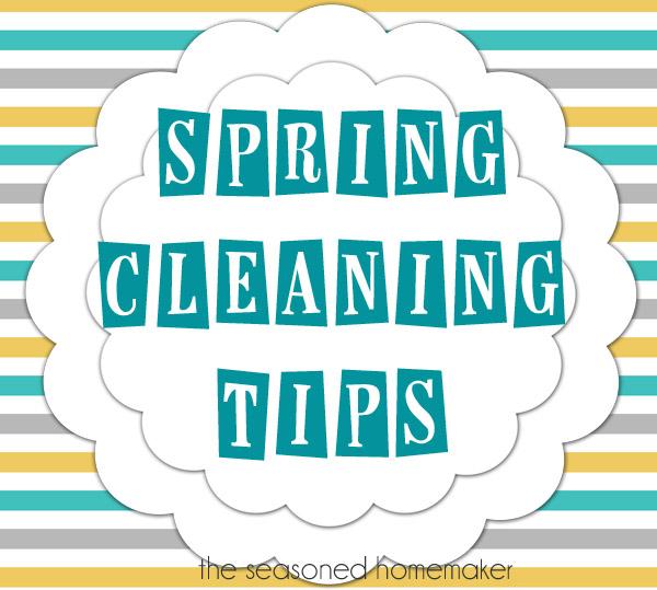 spring-cleaning-tips-seasoned-homemaker