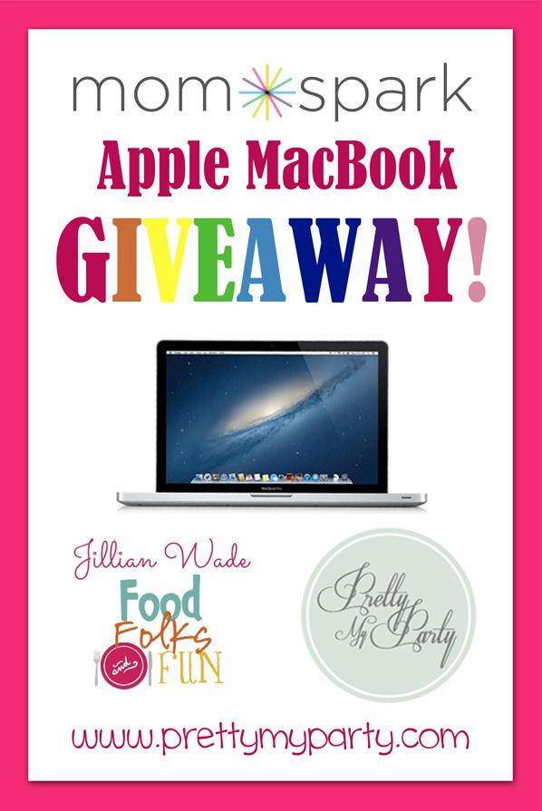 Apple MacBook Giveaway