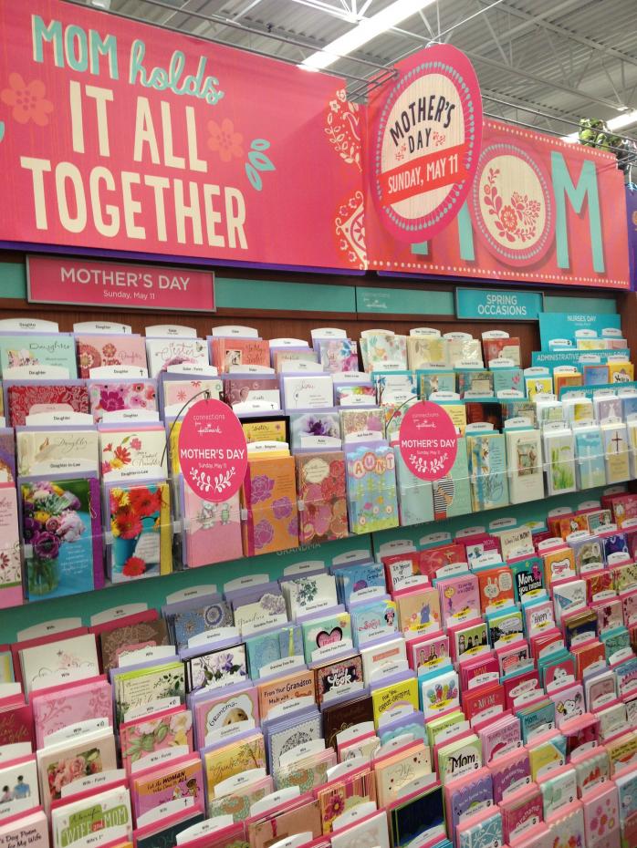 Hallmark Mother's Day Cards at Walmart