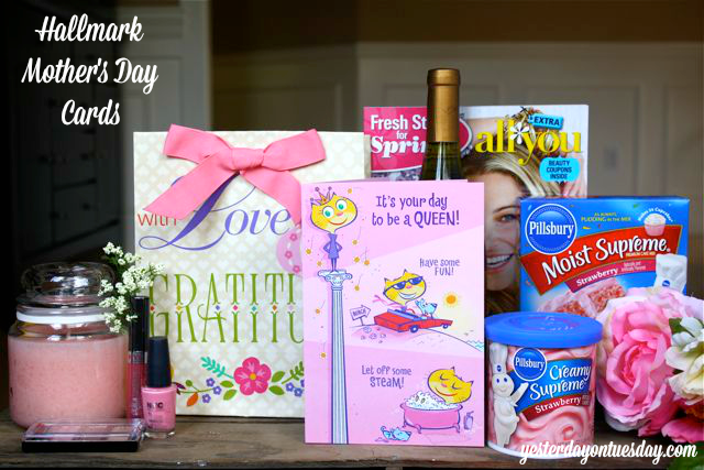 Hallmark Mother's Day Cards at Walmart and Gifts