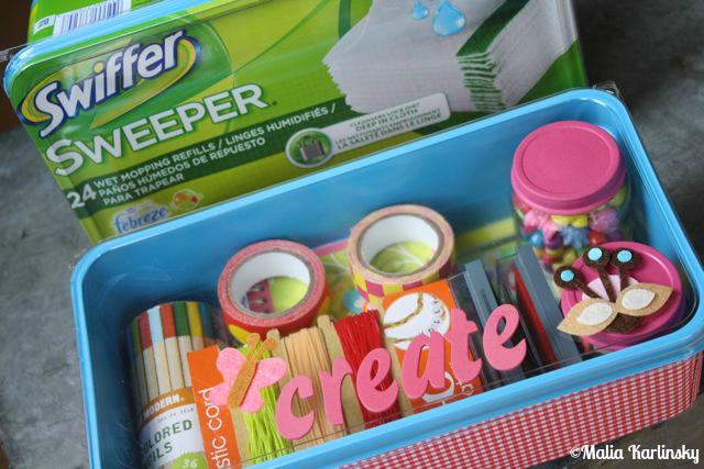 Kid's Creativity Box