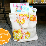 How to make a Tween Tote Bag with Phoomh