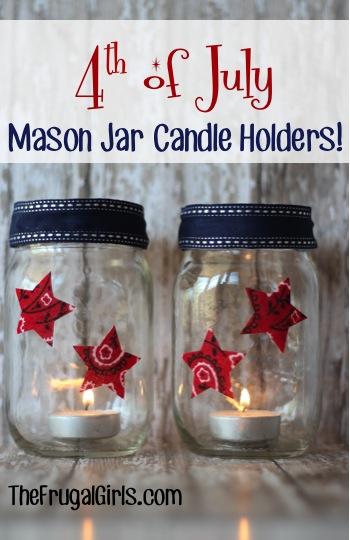 4th-of-July-Mason-Jar-Candle-Holders