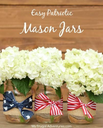 Easy-Patriotic-Mason-Jars
