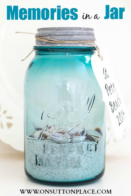 Memories in a Jar by One Sutton Place