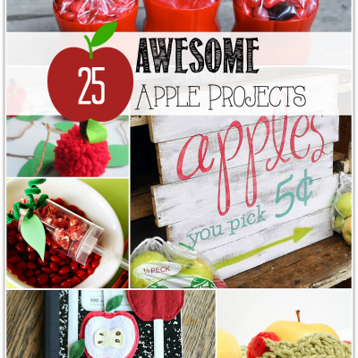 25 Awesome Apple Projects