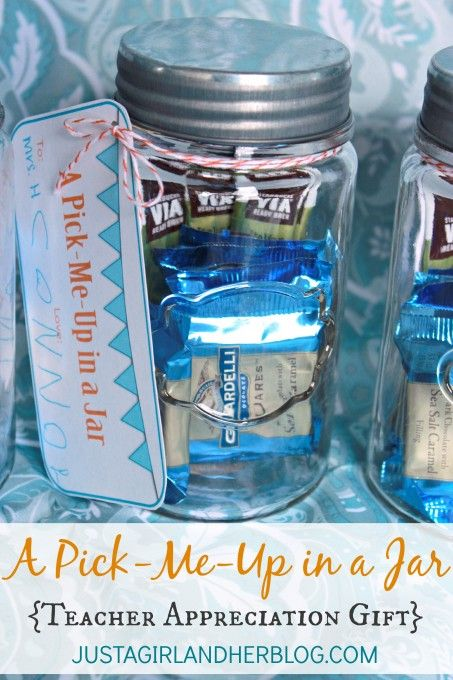 A Pick Me Up in a Jar by Just a Girl and Her Blog