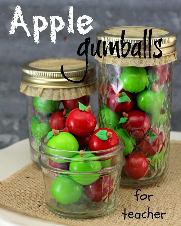 Apple Gumballs