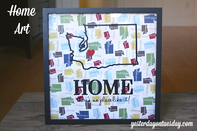DIY Home Art