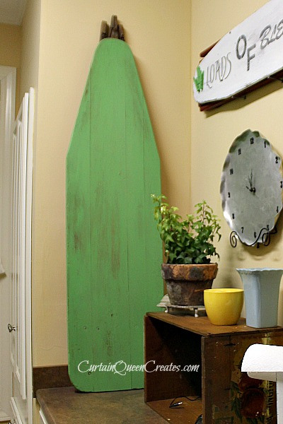 Painted Ironing Board