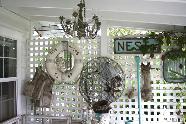 Shabby Chic Home Tour Yesterday On Tuesday