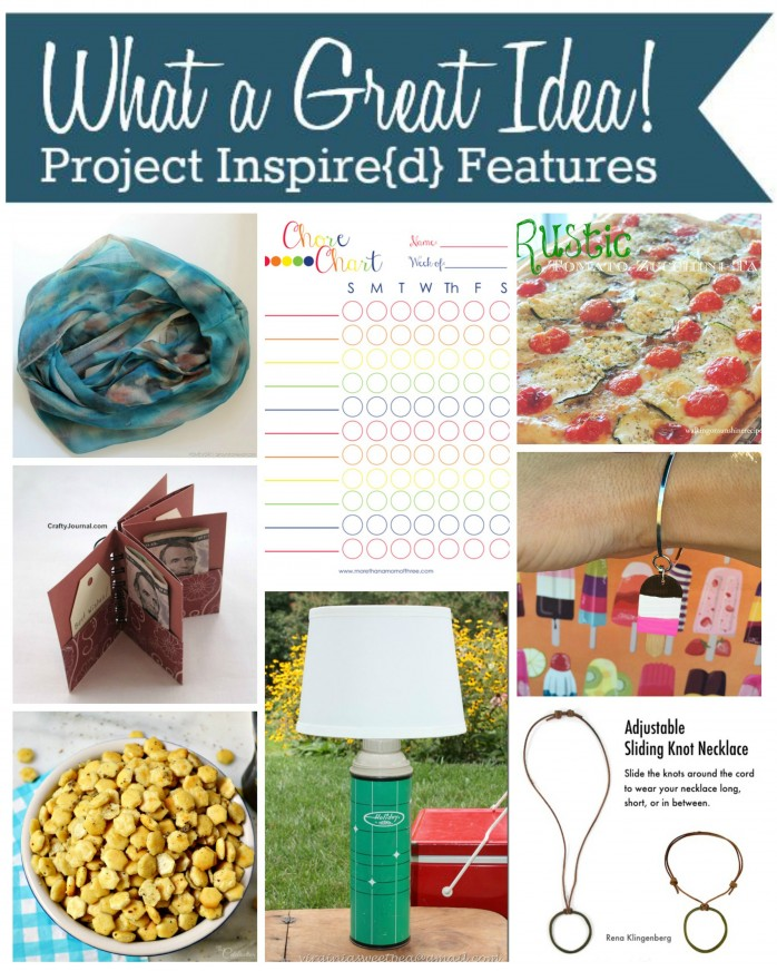 Project Inspire{d} Features
