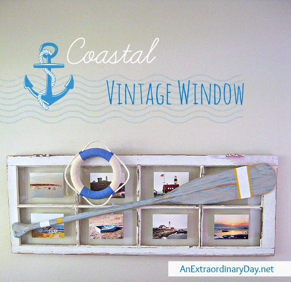 Coastal-Vintage-Window-Photo-Frame-AnExtraordinaryday.net_