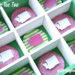 State Tic Tac Toe Craft #tictactoe