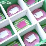 State Tic Tac Toe Craft #tictactoe