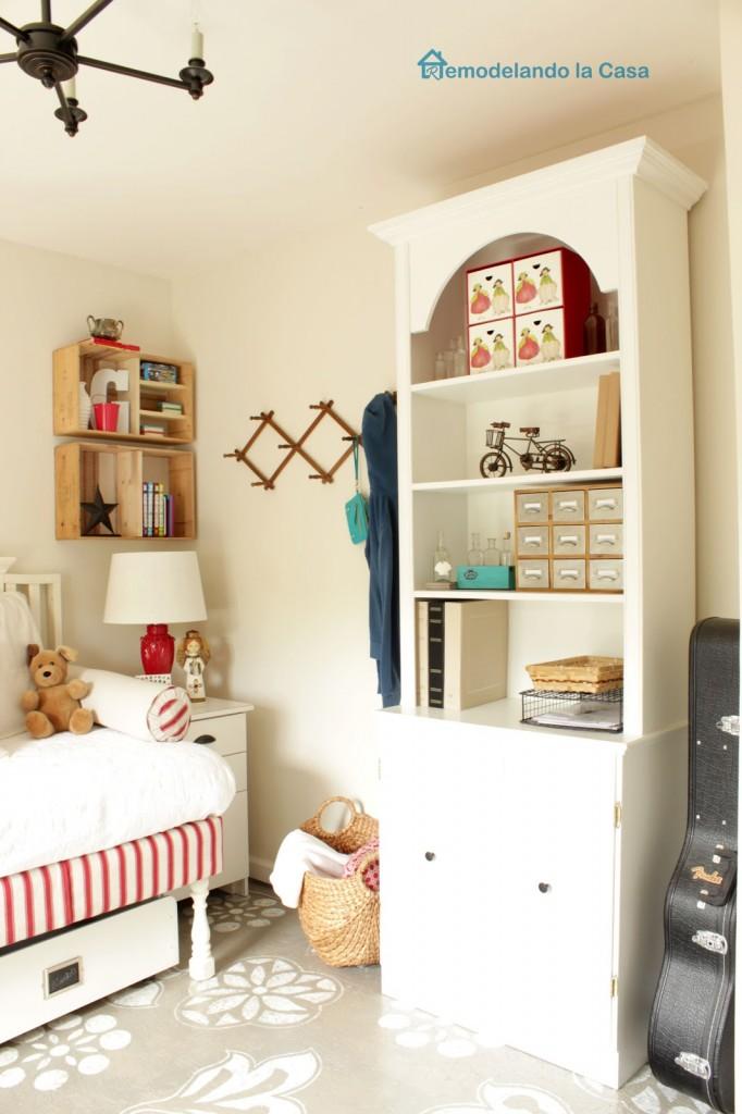 Guest Bedroom Revel by Remodelando Casa