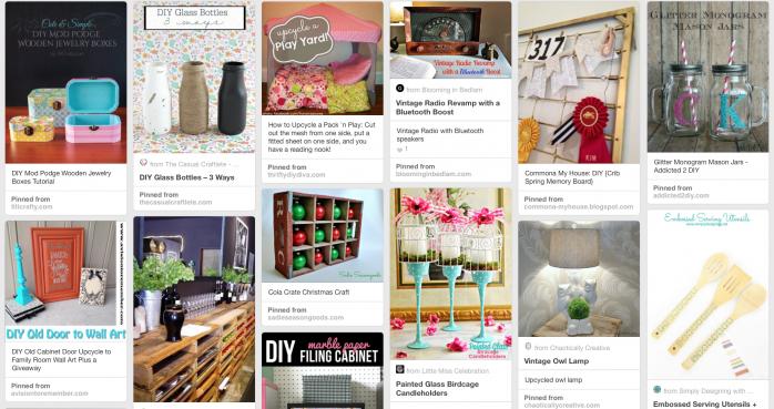 Crafts & DIY Upcycling