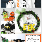 Kid's Halloween Crafts