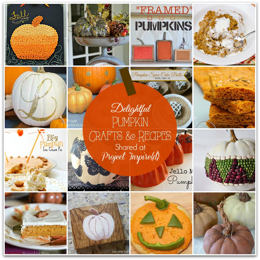 Project Inspire{d} Features: Pumpkin Ideas