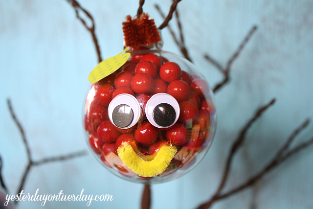 DIY Candy Apples