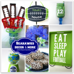 Seahawks Decor and DIY Projects