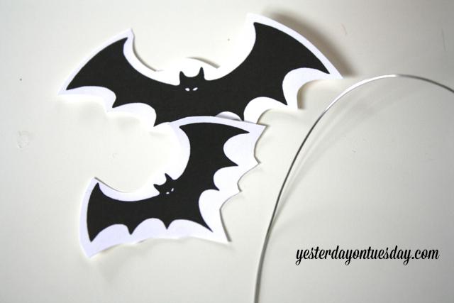 Mason Jar Bats