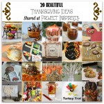 Thanksgiving decor, crafts and recipes