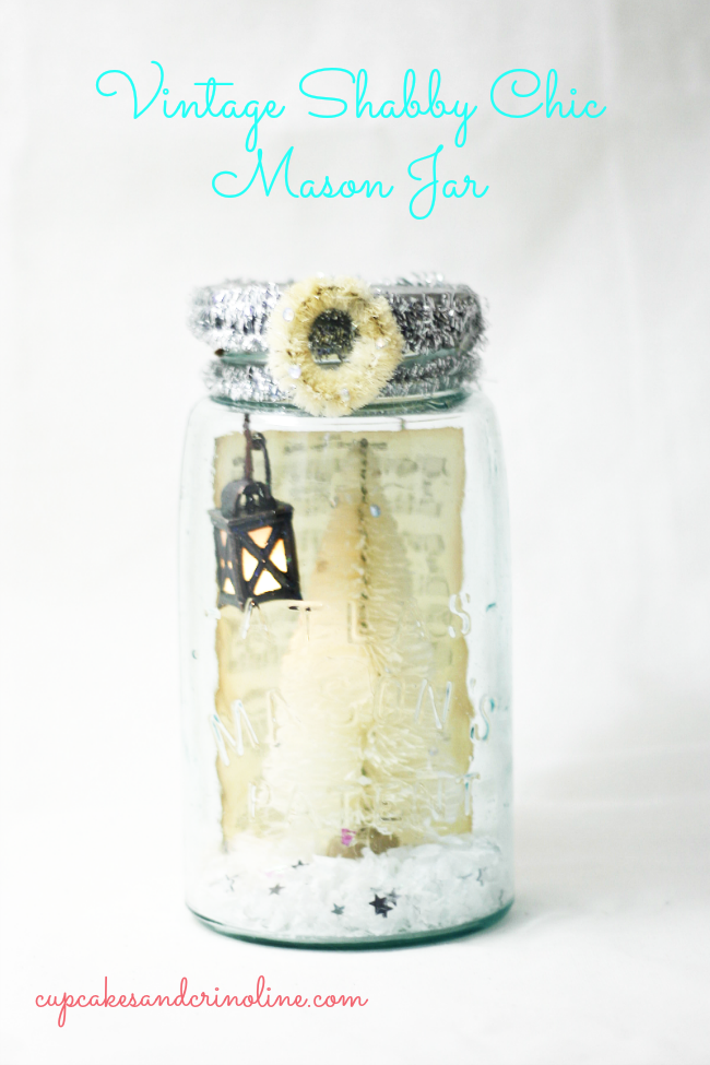 Shabby-Chic-Holiday-Mason-Jar