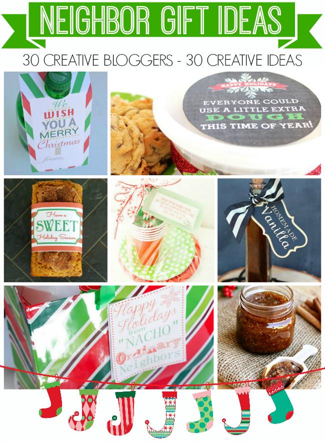 Thirty Handmade Christmas Gift Ideas