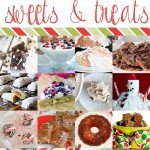 A collection of mouthwatering Christmas Sweets & Treats via Yesterday on Tuesday