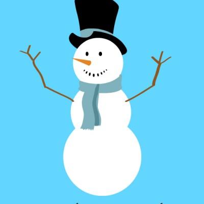 10 Cool Snowman Crafts