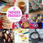 9 Delicious Sweet Treats shared at Project Inspire{d} weekly linky party