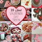 15 Sweet Valentine's Day Treats