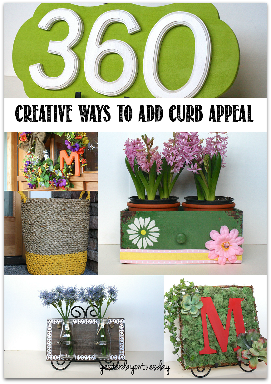 Creative Ways to Add Curb Appeal