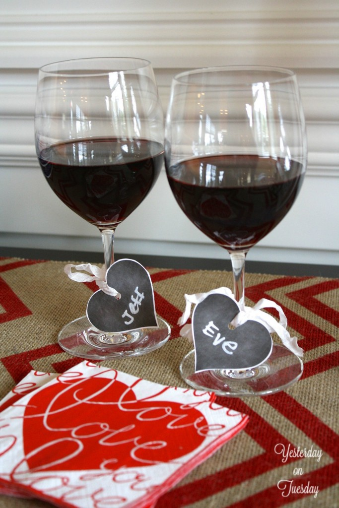 Wine Party with free Printables