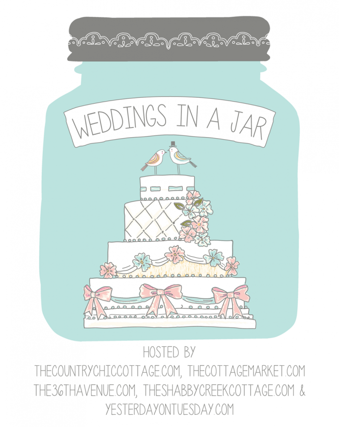 Weddings in a Jar Event with twenty five amazing Mason Jar ideas for weddings