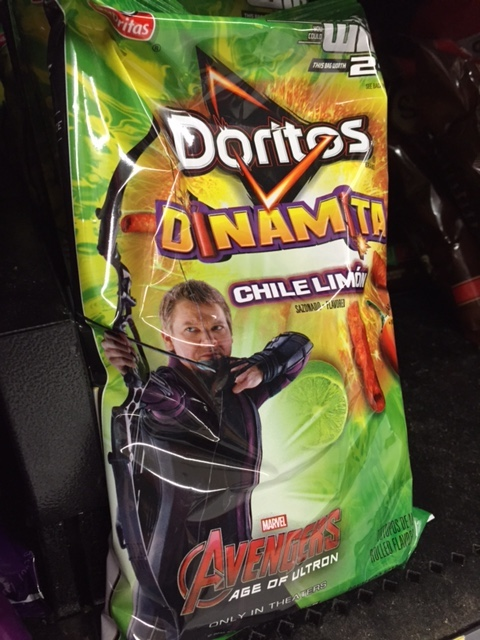 Doritos Chile-Limon