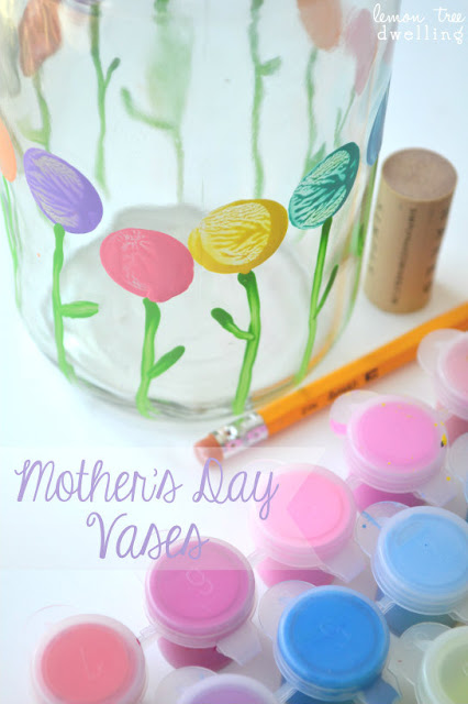 Mother's Day Vases from Lemon Tree Dwelling