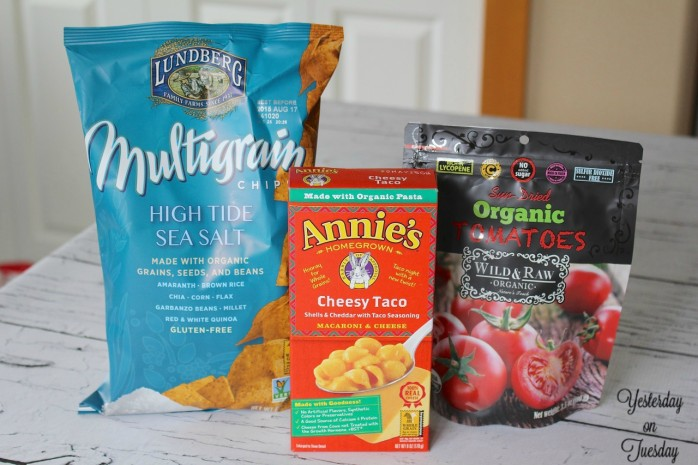 NOSH items from Grocery Outlet Bargain Market