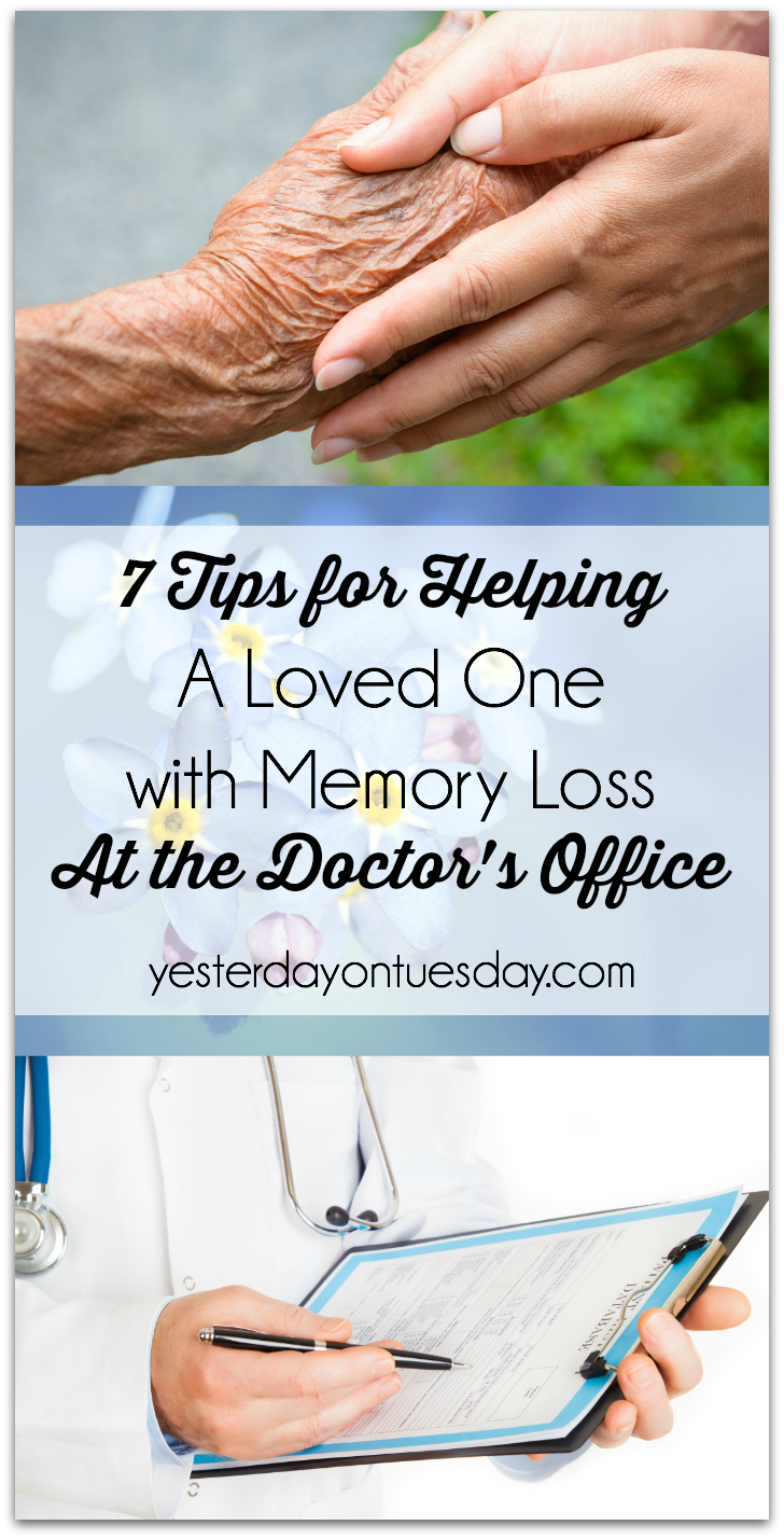 Tips for Helping a Loved One with Memory Loss