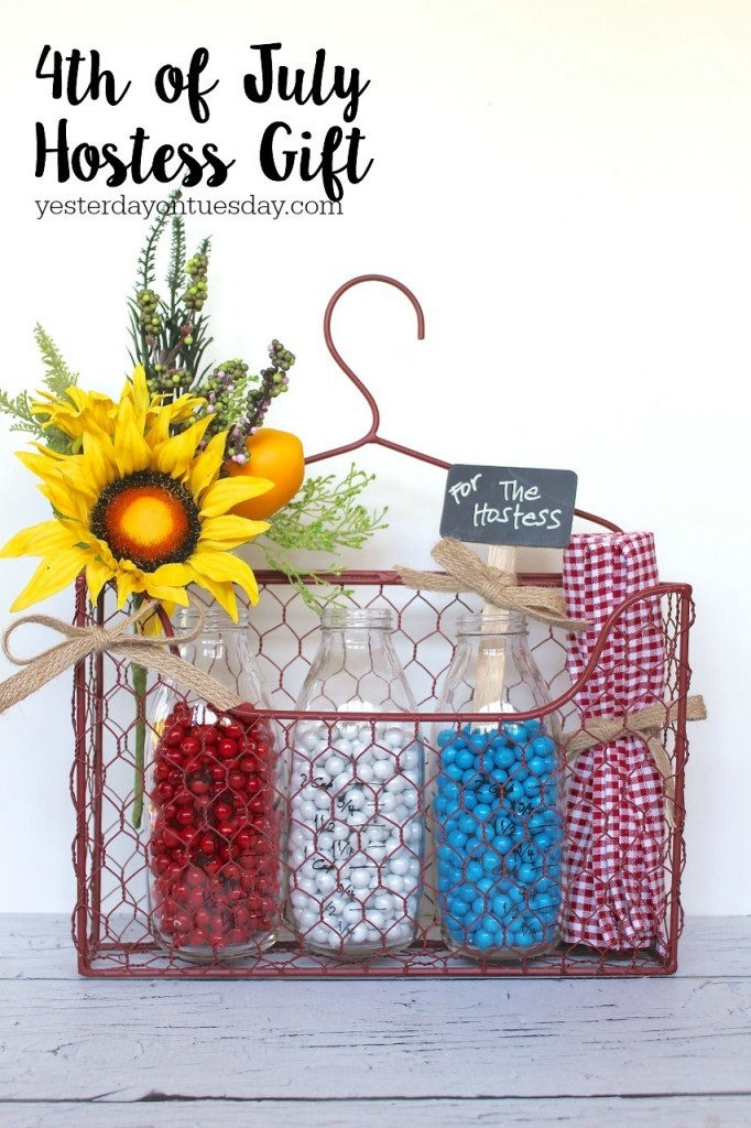 Thoughtful 4th of July Hostess Gift