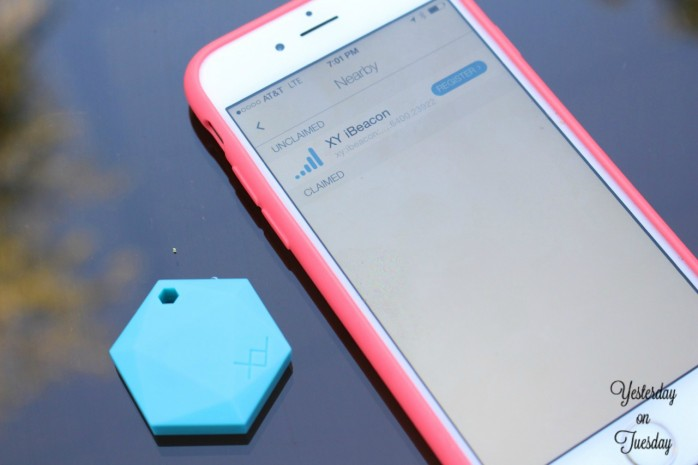 iPhone and XY