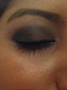 How to create a smokey eye, tips from professional makeup artist Kelli Z. Brooks.